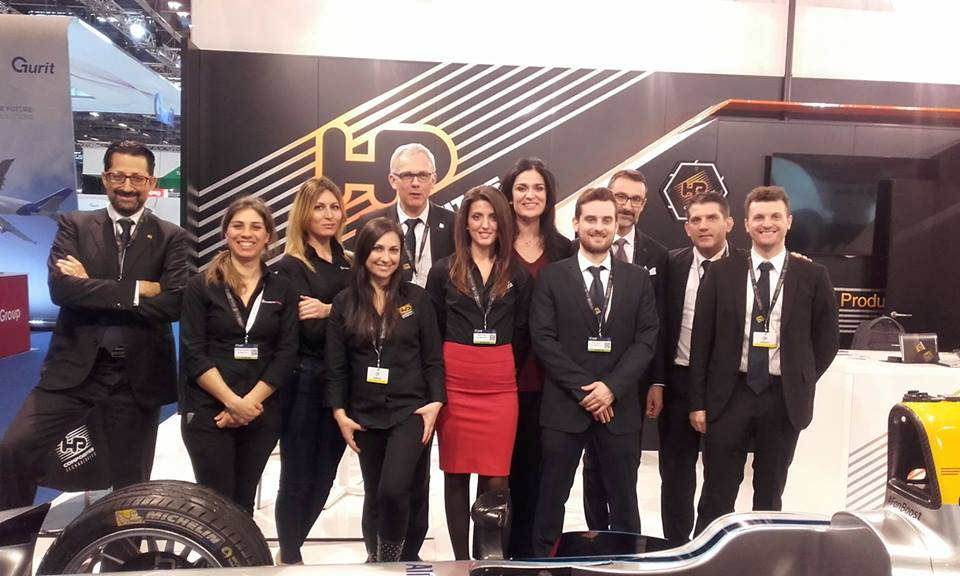 HP Composites al JEC World Parigi 2017